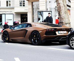 brown, car, and Dream image