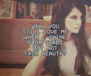 lana del rey, beauty, and grunge image