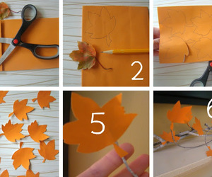 autumn, Easy, and decorate image