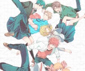 anime, gekkan shoujo nozaki-kun, and sakura chiyo image