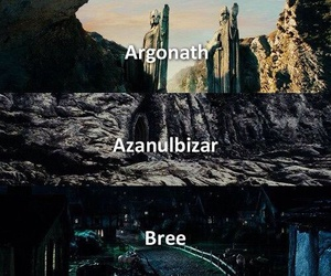 dale, fantasy, and LOTR image