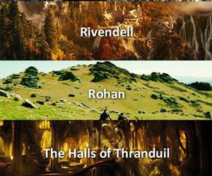 the hobbit, the lord of the rings, and j. r. r. tolkien image
