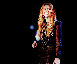 miley cyrus, pretty, and smile image