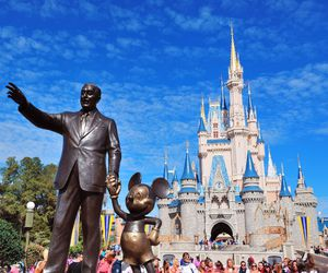 disney, disney world, and mickey mouse image