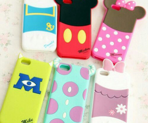 case, disney, and iphone image
