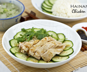 Chicken, chinese food, and rice image