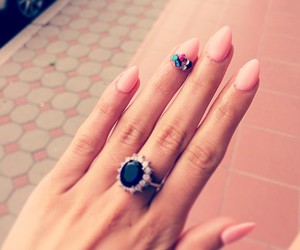 barbie, fashion, and nails image