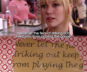 a cinderella story, Hilary Duff, and quote image