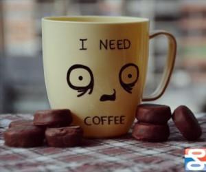 coffee, drink, and mug image