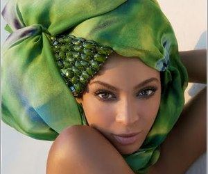 beauty, eyes, and beyoncé image