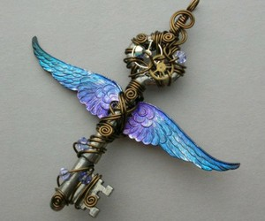 key and wings image
