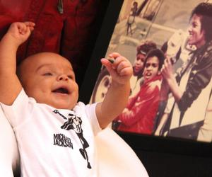 baby, dance, and dancing image