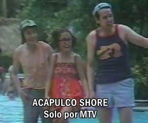funny, mtv, and el chavo image