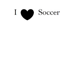 quotes, soccer, and love image