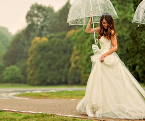 beautiful, just married, and married image
