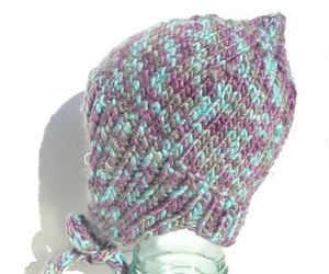 handmade, fashion accessory, and knit hat image