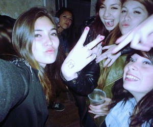 crazy, grunge, and friends image