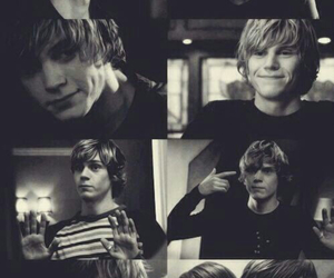 american horror story, ahs, and evan peters image