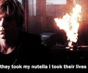 nutella, funny, and ahs image