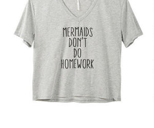 delias, mermaids, and style image