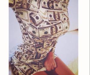 dress, money, and style image