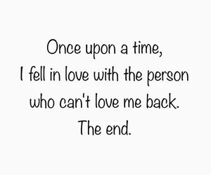 love, sad, and end image