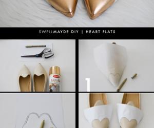 diy, fashion, and heart image