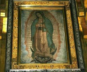 basilica, mexico, and morena image