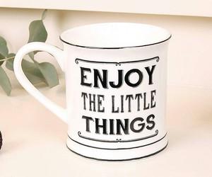 enjoy, little, and mug image