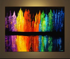 abstract, art, and beautiful image