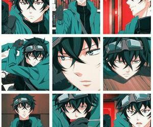 anime, karneval, and anime boy image
