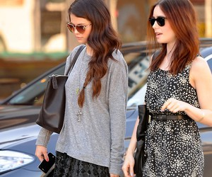 selena gomez and lily collins image