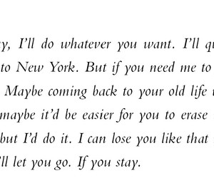 love and ifistay image