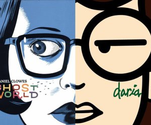 Daria and ghost world image