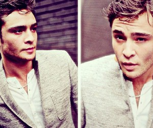 ed westwick, chuck bass, and sexy image