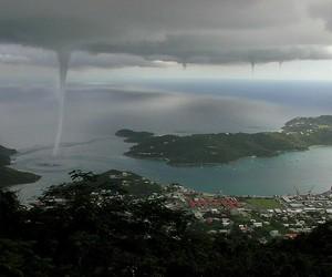amazing, tornado, and landscape image