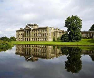 architecture, house, and pemberley image