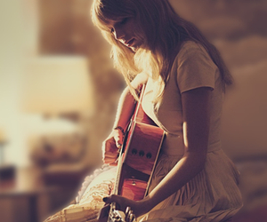 guitar, perfect, and Taylor Swift image