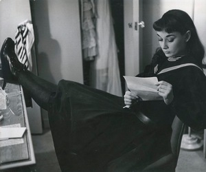 1940s, audrey hepburn, and 1950s image