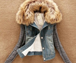 clothes, jacket, and cute image