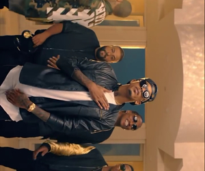 chris brown, hold you down, and august alsina image