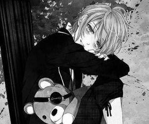 diabolik lovers, anime, and kanato sakamaki image