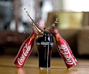 coca cola, coca-cola, and photography image