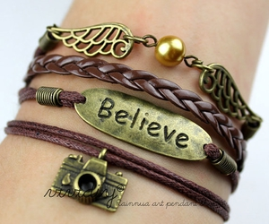 bracelet, chic, and pretty image