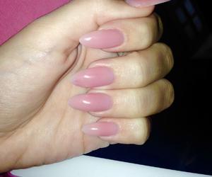 gel, long nails, and nails image