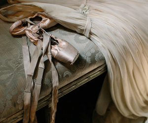 ballet, dress, and old-fashined image