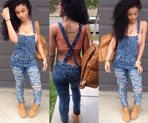 india westbrooks, style, and curly hair image