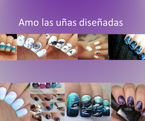 nail art, uñas, and nails image