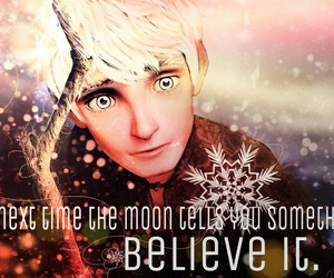 jack frost, disney quotes, and rotg image