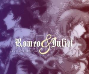 anime, juliet, and romeo image